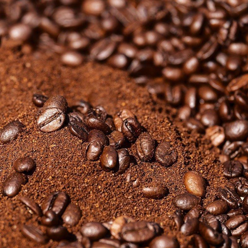 Naturfriseur Pflanzenfarbe Rohstoff Kaffee